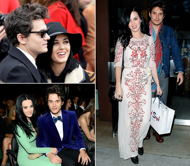 Katy Perry and John Mayer's Romance