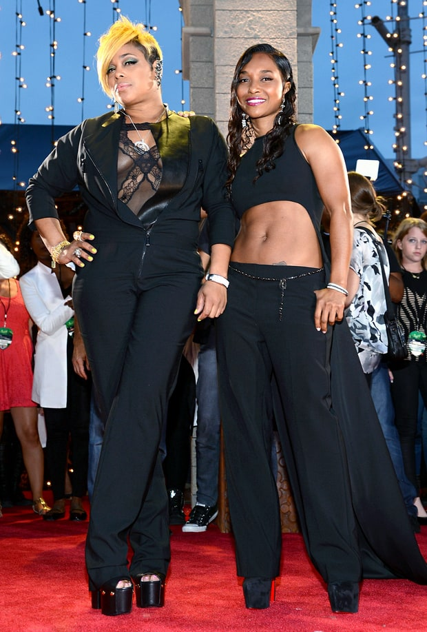T-Boz and Chilli