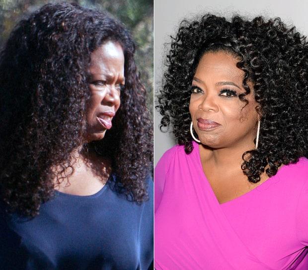 Oprah Winfrey 2013 No Makeup Oprah Winfrey |...