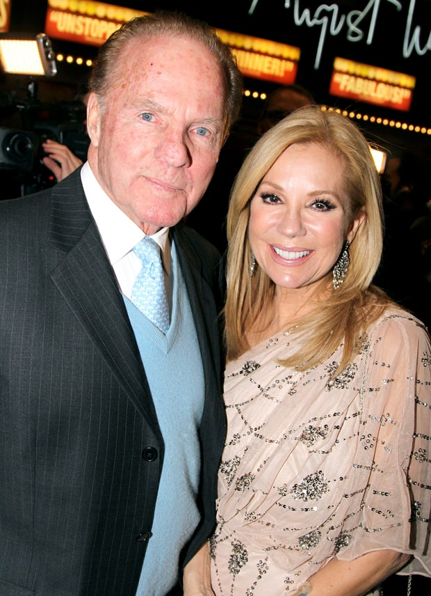 Kathie lee gifford and frank gifford celebrity wives and for Frank and kathie lee gifford wedding