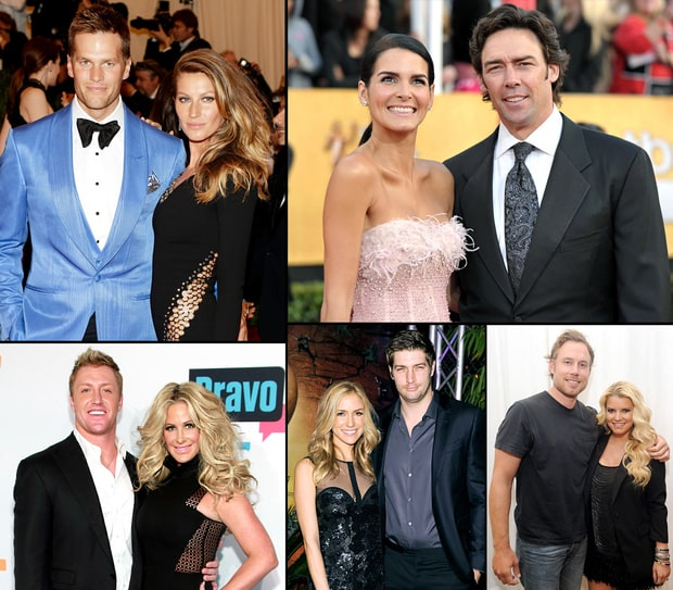 Celebrity Wives and Girlfriends of NFL Players!
