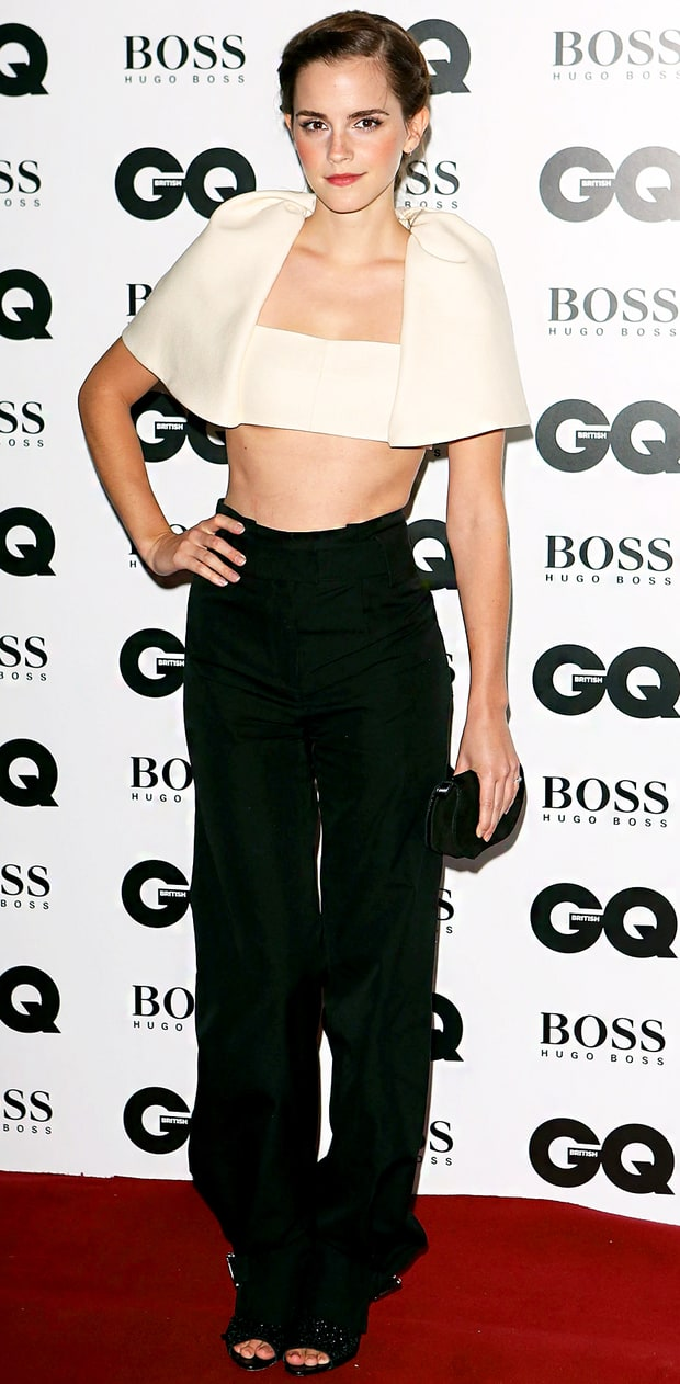 Emma Watson: GQ Men of the Year Awards