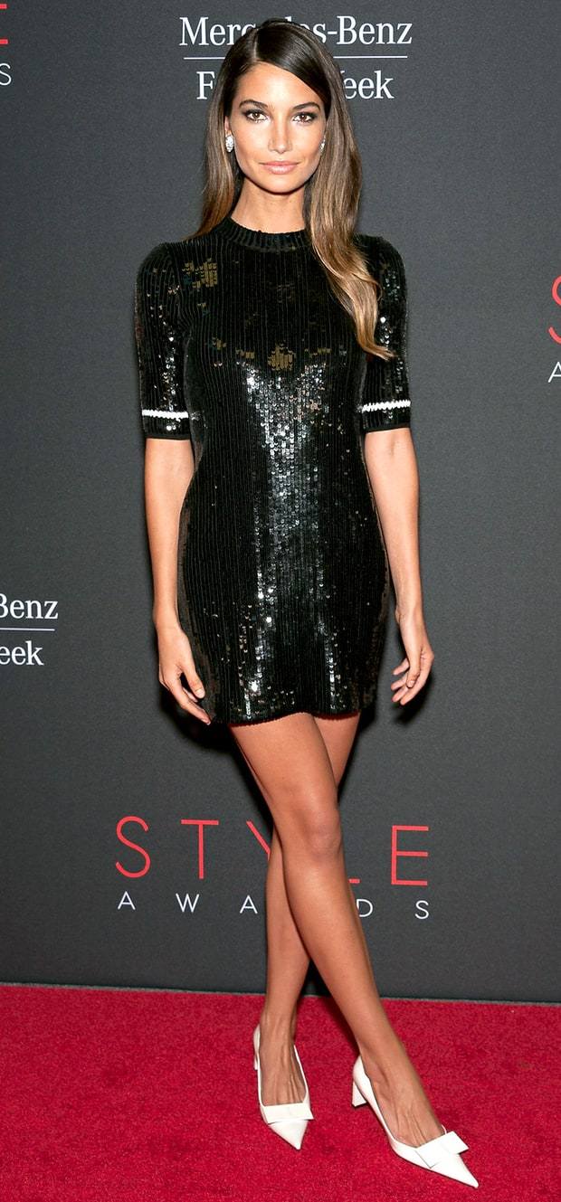 Lily Adridge: 2013 Style Awards