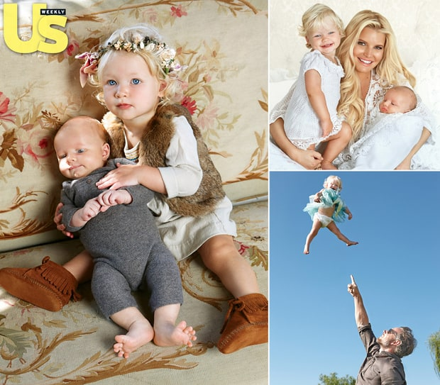 Jessica Simpson's Family Album