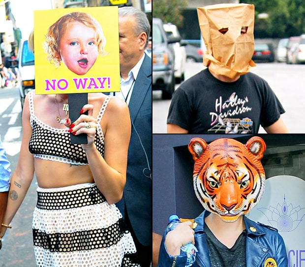 Guess the Hiding Celebrity!