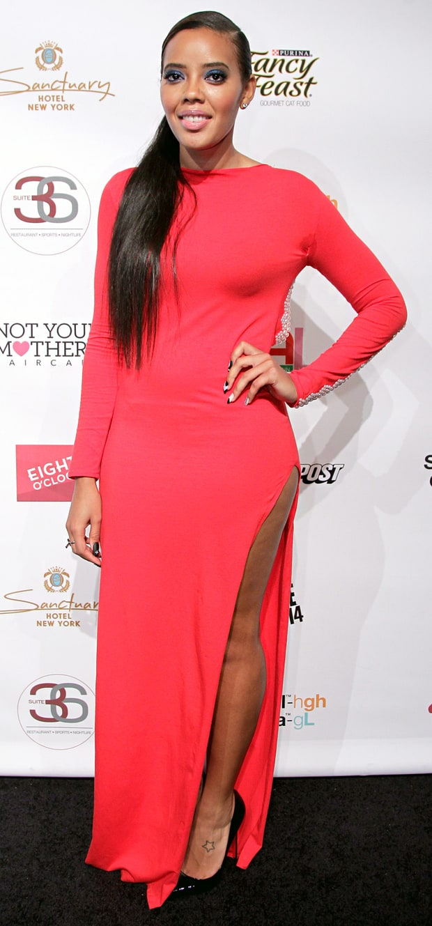 Angela Simmons: Shop.AngelaIam.com Fashion Show at NYFW