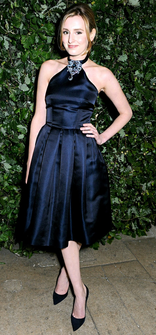 Laura Carmichael: An Evening to Celebrate the Global Fund