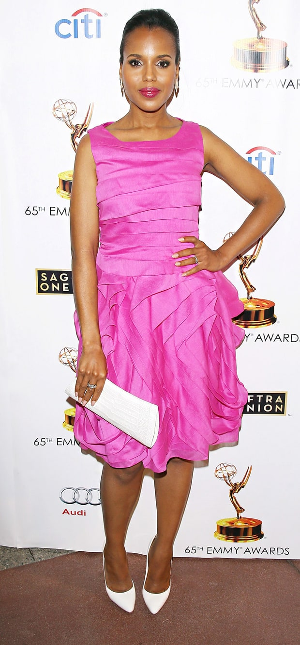 Kerry Washington: Academy of Television Arts & Sciences and SAF-AFTRA Celebrate the Emmys