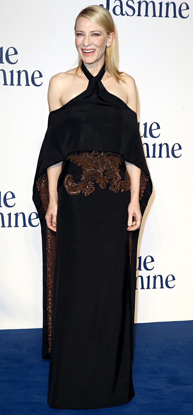 Cate Blanchett: UK Premiere of Blue Jasmine