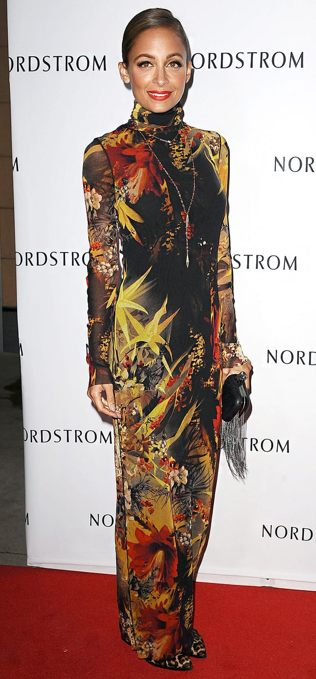 Nicole Richie: Nordstrom Store Opening Gala at the Americana at Brand