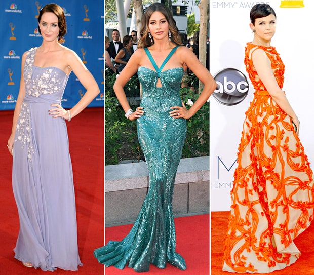 Emmys Best-Dressed of All Time