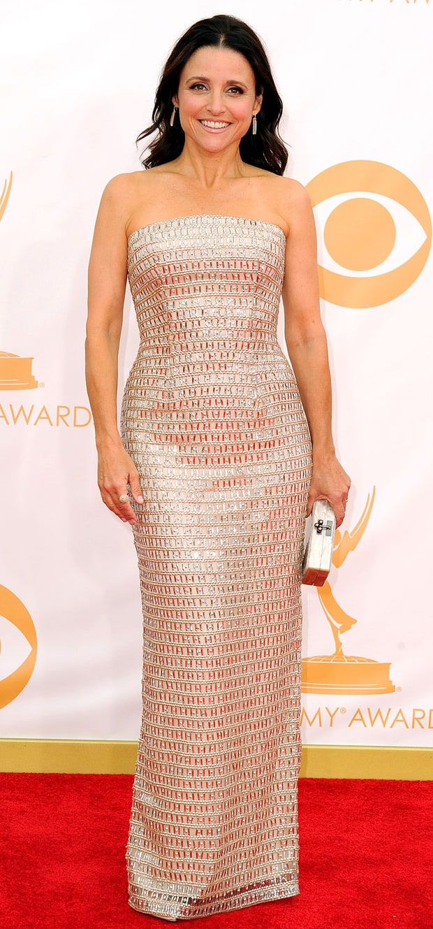Julia Louis Dreyfus: 2013 Emmy Awards