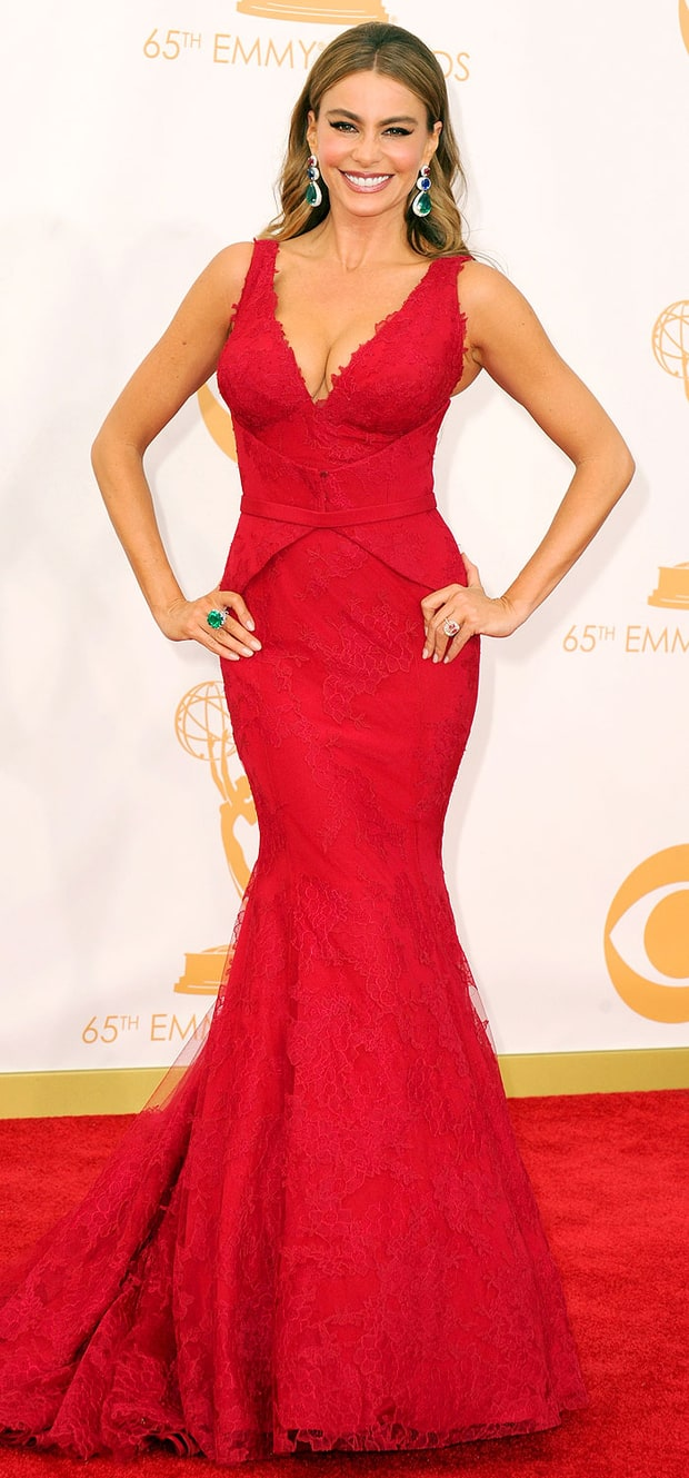 Sofia Vergara: 2013 Emmy Awards