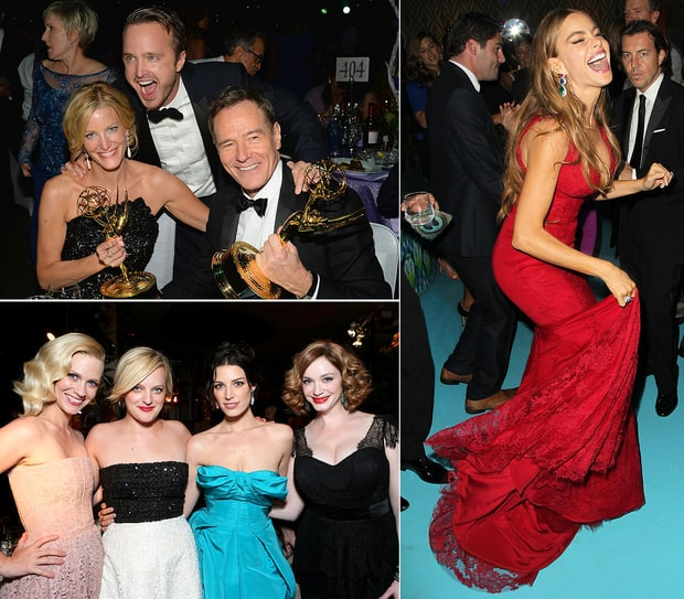 Emmys 2013 Party Pictures: Inside All the Star-Packed Bashes!