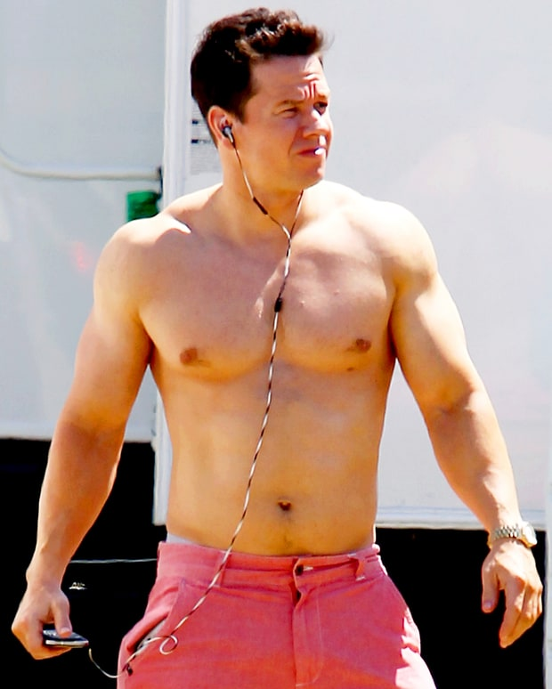 Mark Wahlberg   Stars With Weird Body Parts   Us Weekly