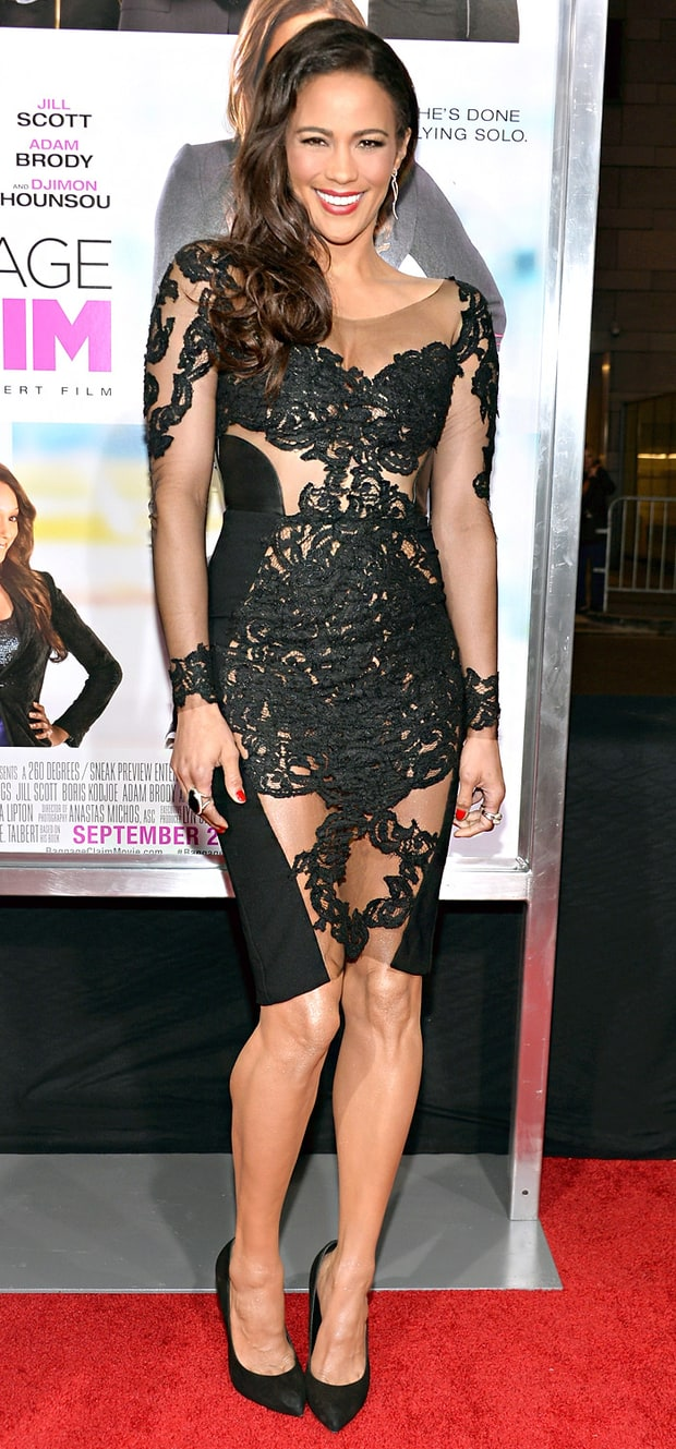 Paula Patton: Baggage Claim premiere