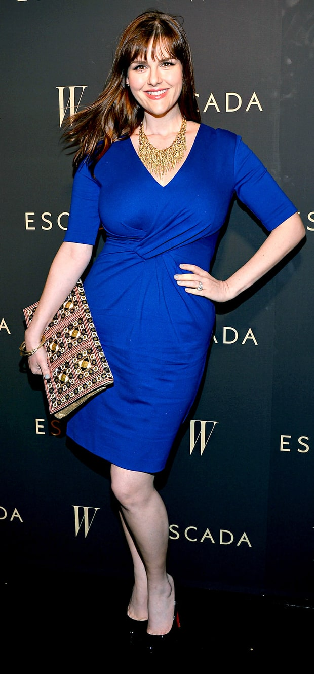 Sara Rue: Escada and W Magazine Celebrate Cool Earth