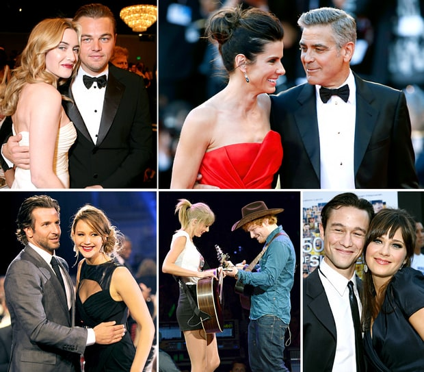 Just Friends? Hollywood's Famous Platonic Pairs