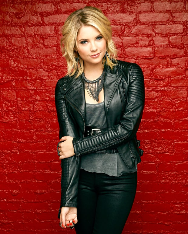 Ashley Benson: Now