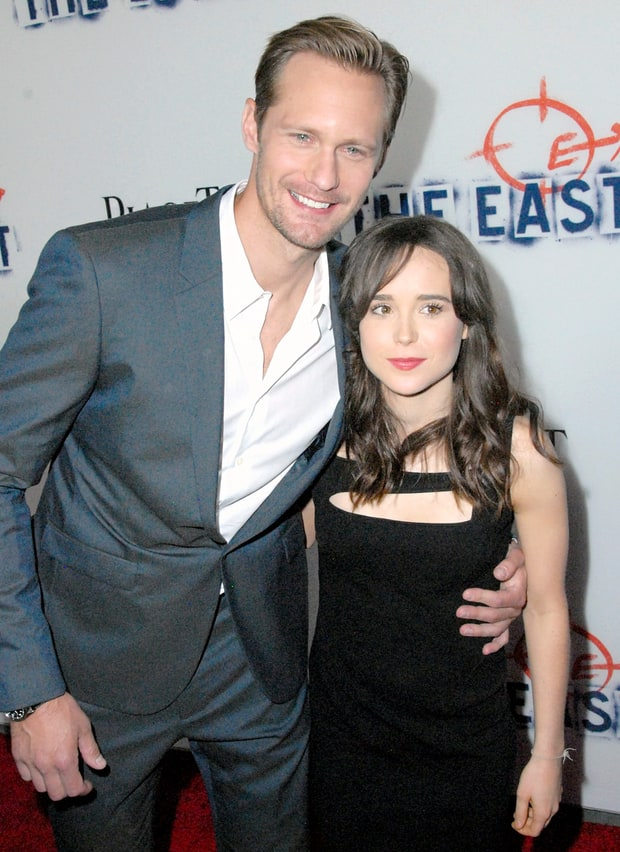 Alexander Skarsgard and Ellen Page | Just Friends ...
