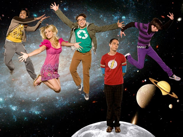 Big Bang Theory: Before They Were Famous