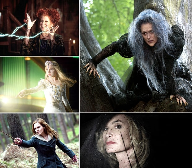 Famous TV and Movie Witches