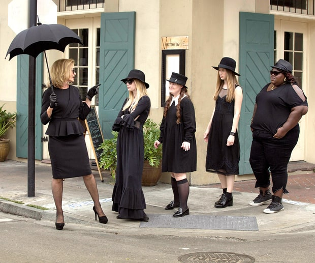 Fiona Goode and the Coven