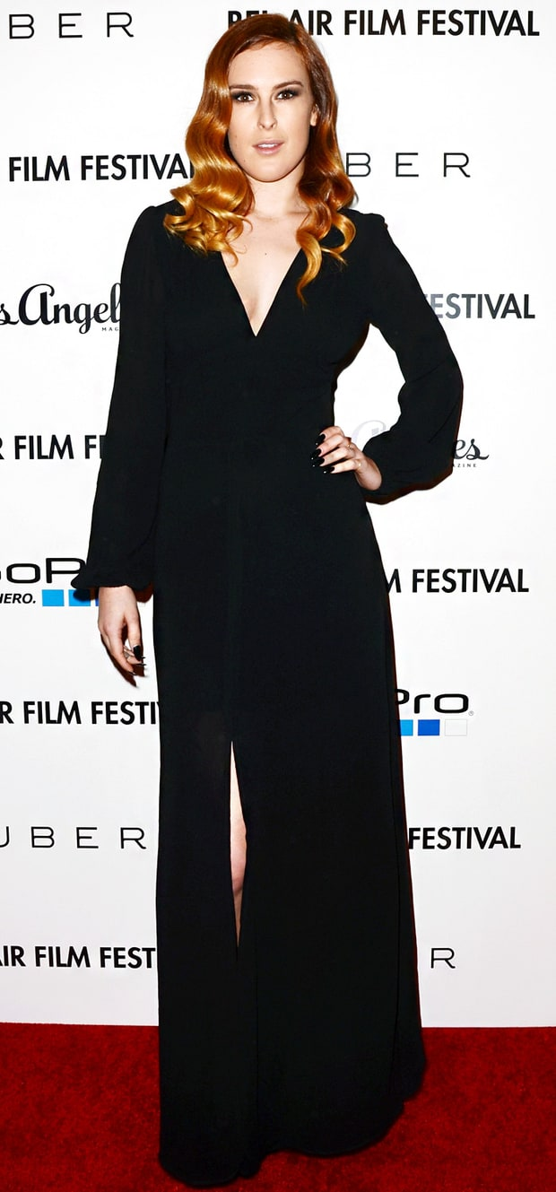 Rumer Wills: 6th Annual Bel Air Film Festival