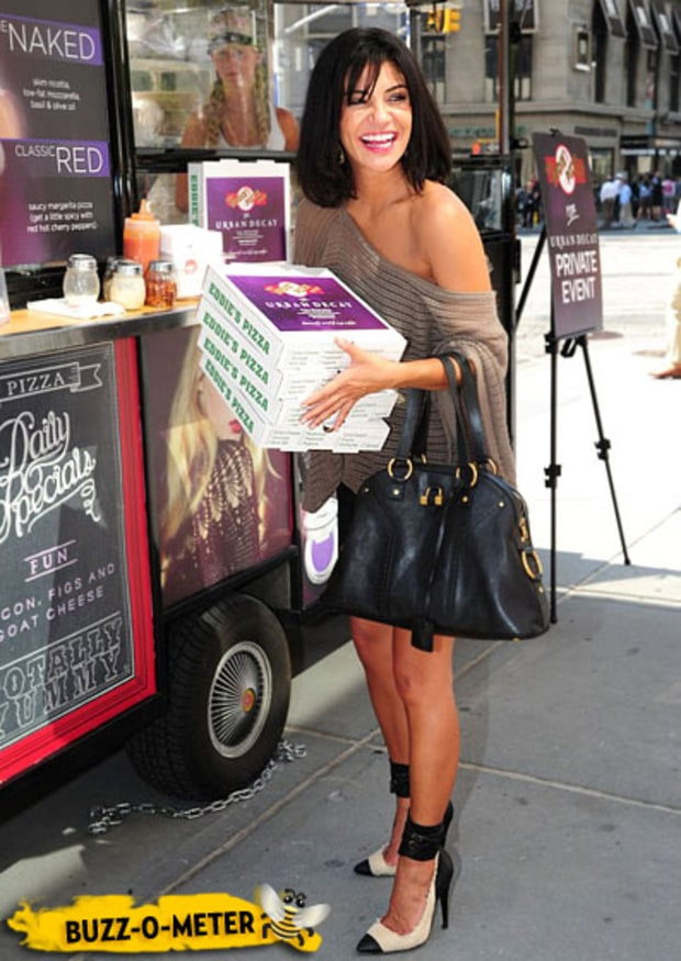Eddie's Pizza Truck for Urban Decay