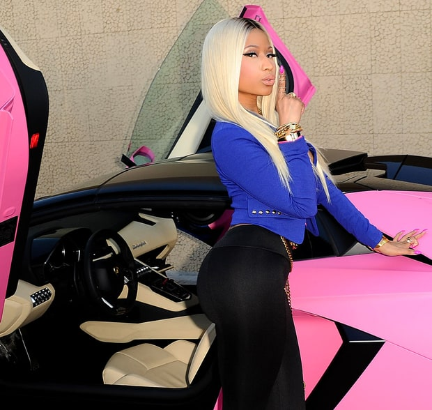 Nicki's Pink Tuesday