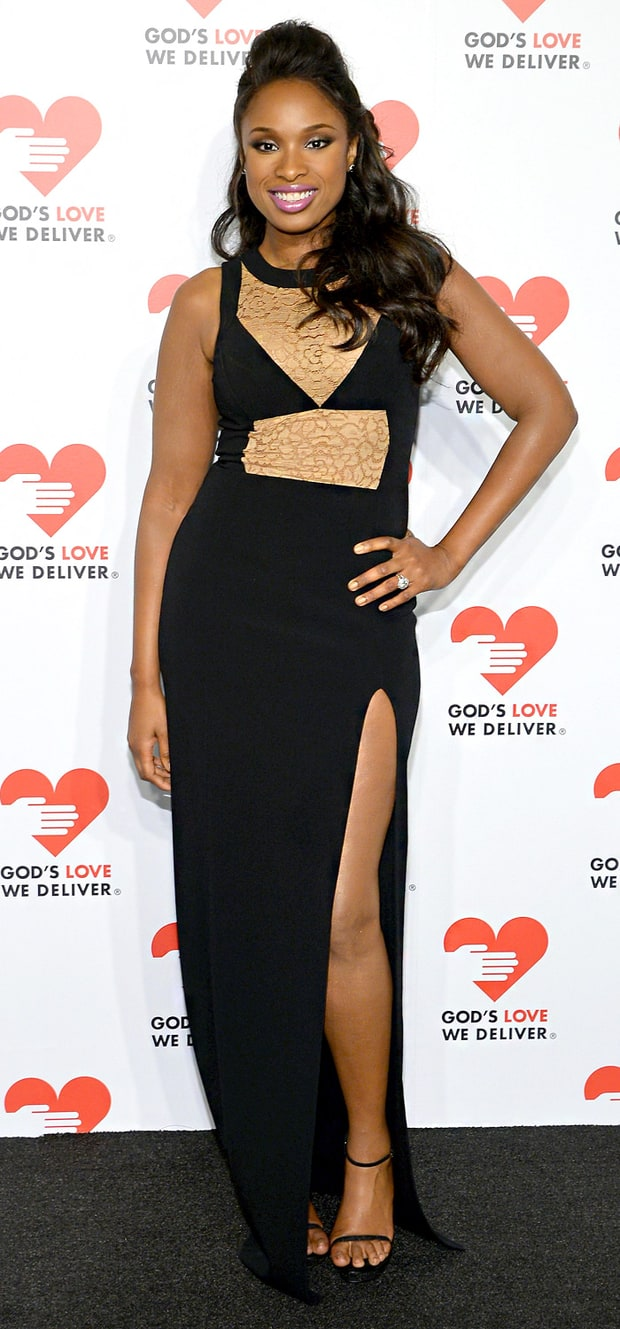 Jennifer Hudson: God's Love We Deliver 2013 Golden Heart Awards Celebration
