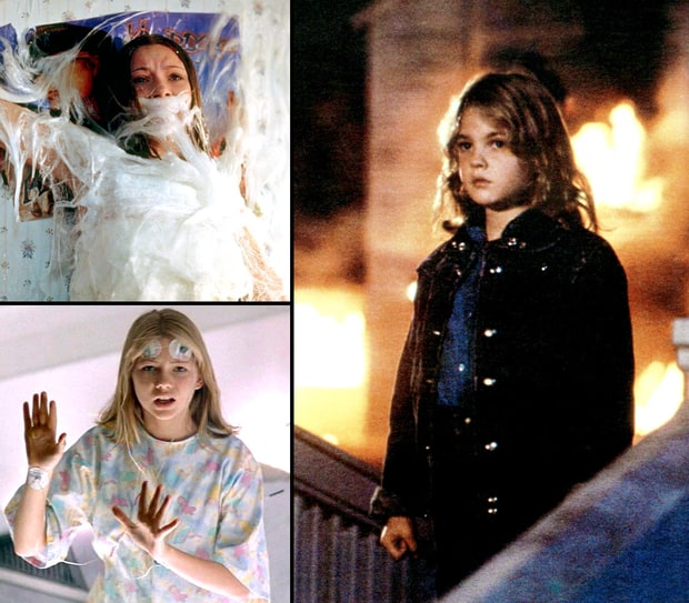 Celebs' Horror Movie Pasts