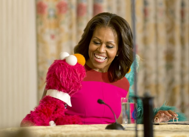 Mobama's Elmo Summit
