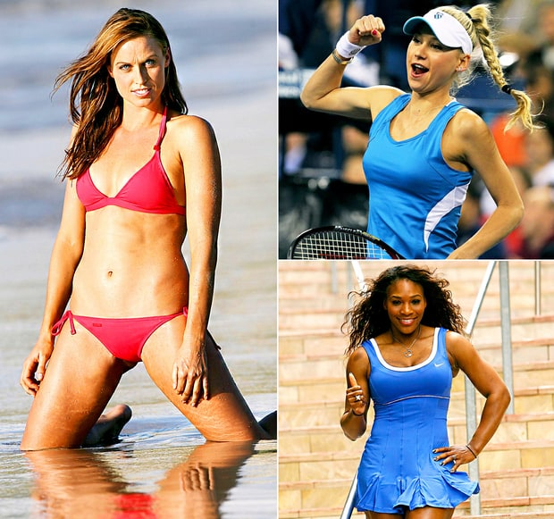 Sexiest Female Athletes