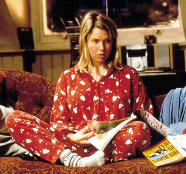 Renee Zellweger in Bridget Jones's Diary