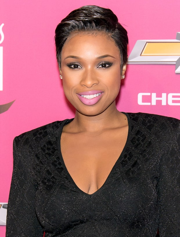 Jennifer Hudson Celebs With Pixie Cuts