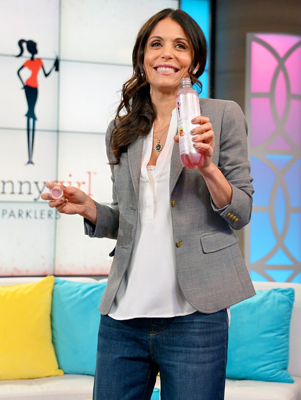 Bethenny's New Beverage!