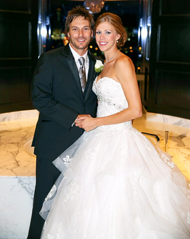 Kevin Federline and Victoria Price