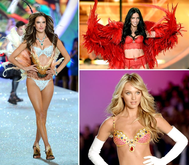Victoria's Secret Fashion Show 2013: Supermodels, Lingerie and More!