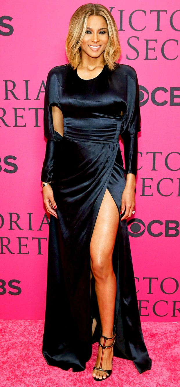 Ciara at the 2013 Victoria's Secret Fashion Show