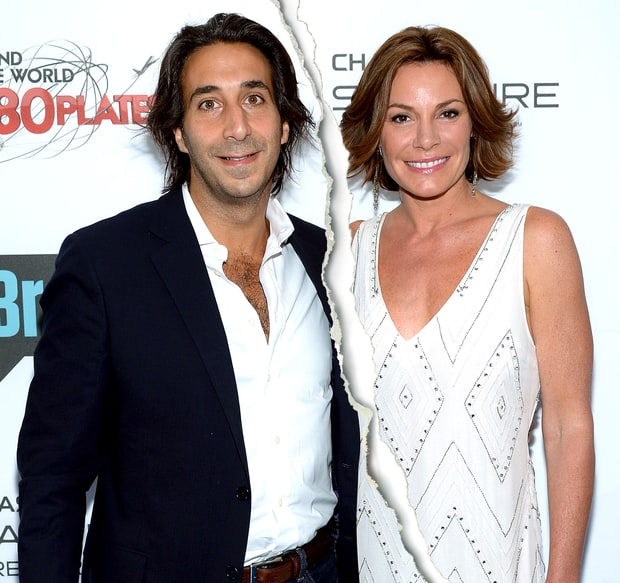 LuAnn De Lesseps and Jacques Azoulay