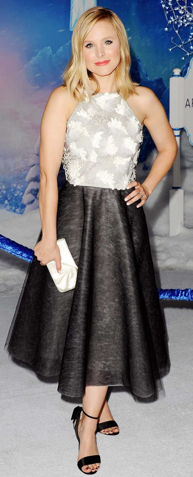 Kristen Bell at the Frozen Hollywood Premiere