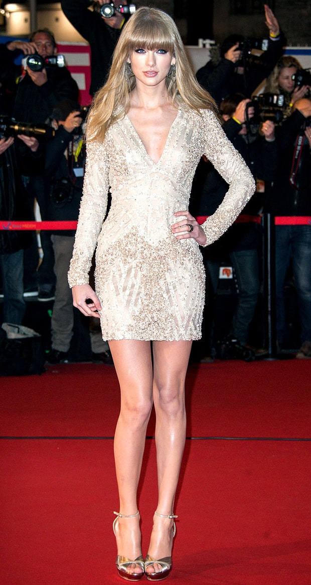 Taylor Swift: 2013 NRJ Music Awards