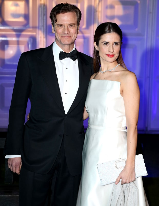 Mr. and Mrs. Firth