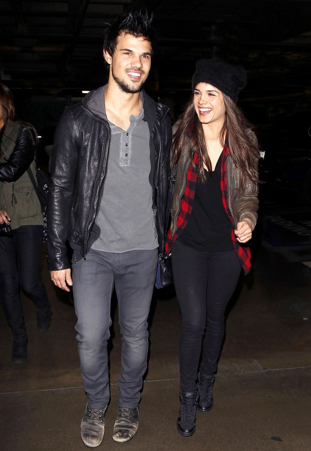 Lautner's Lady Love