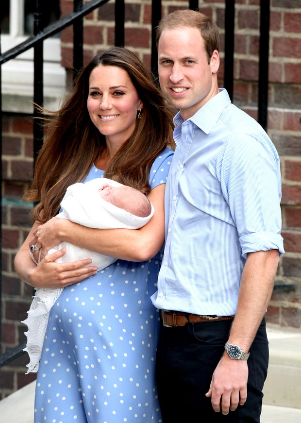 Royal Baby Fever!
