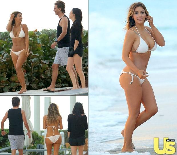 Kim Kardashian Sexy Body 43