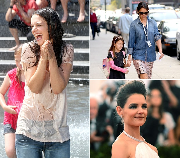 Katie Holmes' Life Without Tom Cruise
