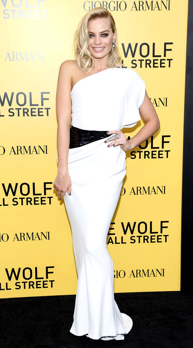 Margot Robbie at the Wolf of Wall Street NYC Premiere