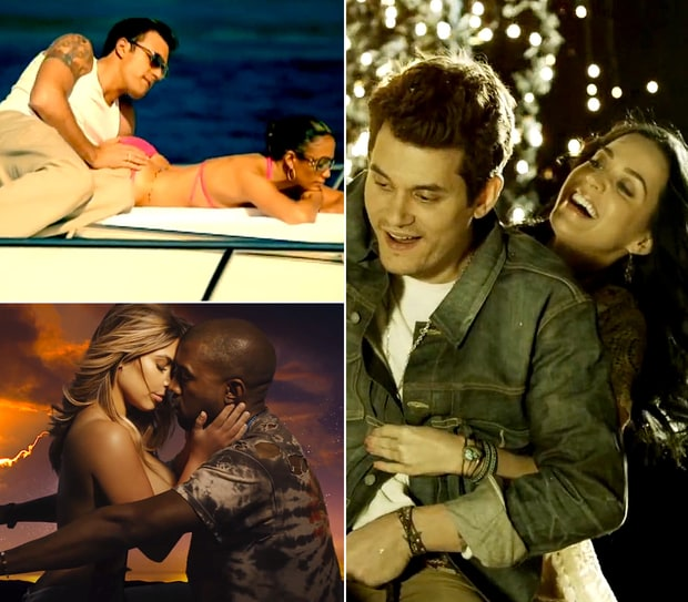 Celebrity Music Video Couples